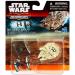 STAR Wars 7 Micromachines: Elsőrendű vadász vs. Millennium Falcon