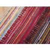 Beliani Színes szőnyeg - világos tarka - pamut - 160x230 cm - DANCA