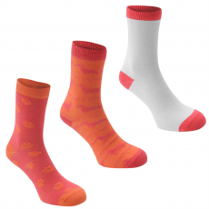 Rock and Rags Zokni Rock and Rags and Rags 3 Pack Ankle női