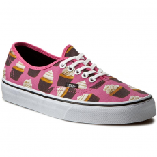 Vans Teniszcipő VANS - Authentic VN0003B9IFD (Late Night) Hot Pink/Cupcakes