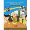 Centrál Médiacsoport Family Time - Gyerekjáték az angol! (DVD rajzfilmmel)
