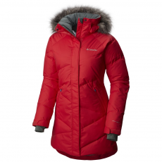 Columbia Lay D Down  Mid Jacket Utcai kabát,dzseki D (1623131-p_653-Red Camellia)