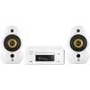 Denon CEOL RCD-N9 sztereó hálózati rádióerősítő+Podspeakers SmallPod hangsugárzó, szettben