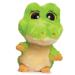 Aurora Smilee aligátor zöld - 13 cm Yoohoo