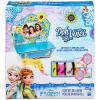 Play-Doh DohVinci: Jégvarázsos öltözőasztal-keret készítő gyurma szett