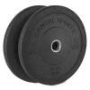 Capital Sports CAPITAL SPORTS Renit, hi temp gumikerék, 50,4 mm, alumínium mag, gumi, 2 x 5 kg