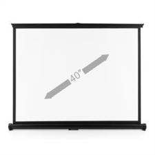 FrontStage FrontStage TSVS 40 asztali vetítővászon, 4:3, 81 x 62 cm, fekete kazetta projektor kellék