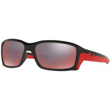 Oakley OO9331 08 STRAIGHTLINK POLISHED BLACK TORCH IRIDIUM POLARIZED napszemüveg