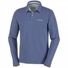 Columbia Fields of Grey LS Polo Pulóver,sweatshirt D (AO6387-p_591-Nocturnal)