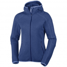 Columbia Altitude Aspect Hooded Fleece Jacket Polár,softshell D (AL6032-p_592-Iris Glow)