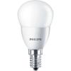 Philips LED 5.5W/840 E14 Kisgömb P45 FR ND CorePro Philips