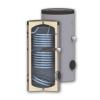 Sunsystem 1000 literes 2 hőcserélős !! álló, indirekt tároló fűtés és napkollektor bojler. Használati melegvíz tároló, zománcozott tartály HMV