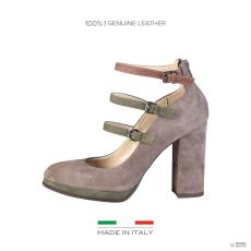 Made In Italia készült Italia női magassarkú cipő FILOférfiA_TORTORA
