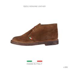 Made In Italia készült Italia férfi alkalami cipő IGINO_CUOIO
