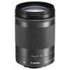Canon EF-M 18-150mm f/3.5-6.3 IS STM (fekete)