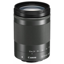 Canon EF-M 18-150mm f/3.5-6.3 IS STM (fekete) objektív