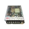 Mean Well LRS-100-12 Fémházas LED tápegység