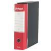 "ESSELTE Tokos iratrendező, 80 mm, A4, karton, ESSELTE ""Oxford"", piros"