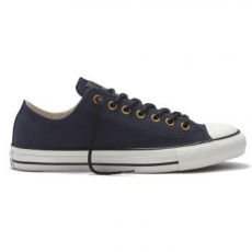Converse Chuck Taylor All Star Ox Leather férfi tornacipő, Obsidian/Egret, 42 (153812C-467-8.5)
