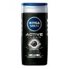 Nivea tusfürdő férfi 250 ml active clean
