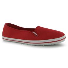 Slazenger női vászoncipő 38-as piros RAKTÁR
