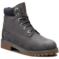 TIMBERLAND Bakancs TIMBERLAND - 6 In Premium Wp Boot A1B9S Forged Iron