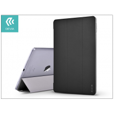 Apple iPad Air 2/iPad Pro 9.7 védőtok (Smart Case) on/off funkcióval - Devia Light Grace - black tablet tok