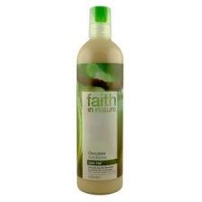 Faith in Nature sampon, Bio kakaó, 250 ml sampon
