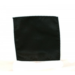 Krawat Díszzsebkendõ - Fekete