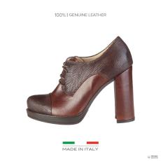 Made In Italia készült Italia női alkalami cipő SABRINA_CIOCCOLATO