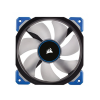 Corsair Air Series ML140 PRO Magnetic Levitation Fan, LED blue, 140mm hűtőventillátor