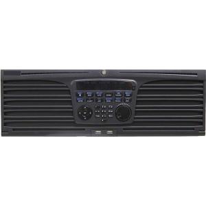 Hikvision DS-9664NI-I16 64 csatornás NVR; 320Mbps rögzítési sávszélességgel; riasztási ki/bemenettel