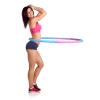 Insportline Hula hoop karika  Weight Magnetic 110 cm