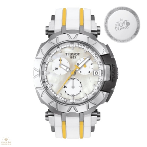Tissot T-Race Touch Tour De France 2016 női óra - T092.417.17.111.00