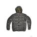 Dorko Férfi Utcai kabát SNOWBALL BLACK/CAMO