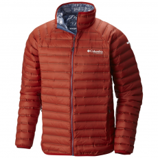 Columbia Compactor Jacket Túra és outdoor kabát D (1698381-p_831-Rust Red)