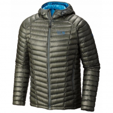 Mountain Hardwear Ghost Whispere Hooded Down Jacket Túra kabát D (1560921-p_967-Thunderhead Grey)