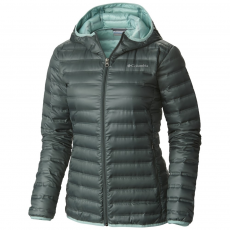 Columbia Flash Forward Hooded Down Jacket Utcai kabát,dzseki D (1639981-p_967-Pond)