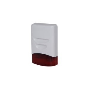 Aat Sziréna MOS 2 piros-hang-fény, 108dB