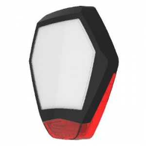 Texecom Odyssey X3 Cover (Black/Red)