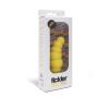 Tenga Curvy sárga különleges alakú anál izgató
