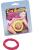 NMC Piros gyöngyös péniszgyűrű