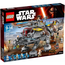 LEGO Rex kapitány AT-TE lépegetője 75157 lego