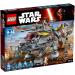 LEGO Rex kapitány AT-TE lépegetője 75157