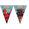 Pókember , Spiderman zászlófüzér 2,3 m