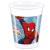 Pókember , Spiderman Műanyag pohár 8 db-os 200 ml