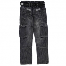 Airwalk Dark Wash Junior farmer - Jeans