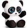 Animotsu Nagyszemű plüss panda, 15 cm