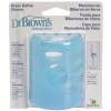 Dr. Browns Standard szilikonos védőháló 125ml üveg cumisüvegre kék