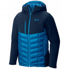 Mountain Hardwear Supercharger Insulated Jacket Túra kabát D (1649791-p_403-Dark Compass)